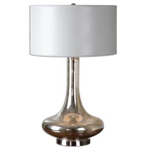 Uttermost Lamps Fabricius Mercury Glass Lamp
