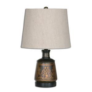 Uttermost Lamps Mela Hand Painted Lamp