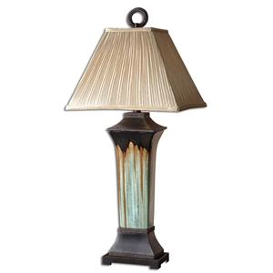 Uttermost Lamps Olinda Table