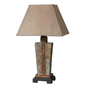 Uttermost Lamps Slate Accent