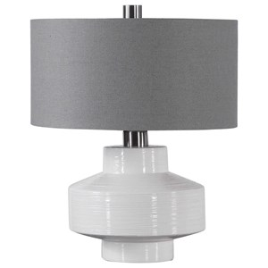 Crosby Mid-Century Table Lamp