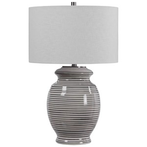 Marisa Off White Table Lamp