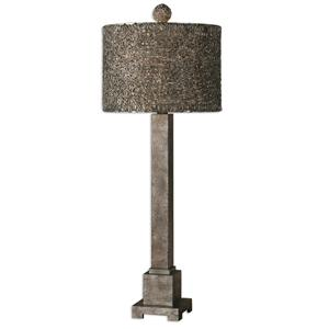 Uttermost Lamps Sedilo Burnished Bronze Lamp