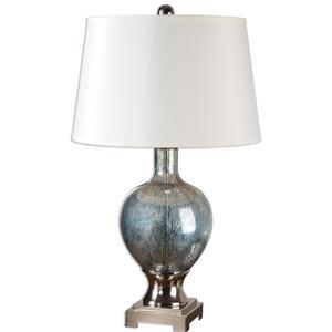 Uttermost Lamps Mafalda Mercury Glass Lamp