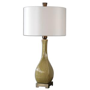 Uttermost Lamps Valsinni Ceramic Table Lamp