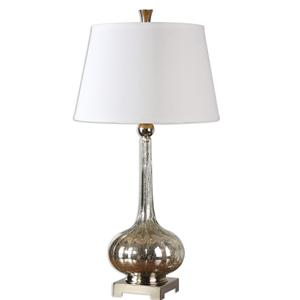 Uttermost Lamps Oristano Mercury Glass Lamp