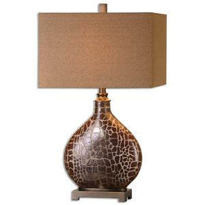 Uttermost Lamps Somali Dark Bronze Table Lamp