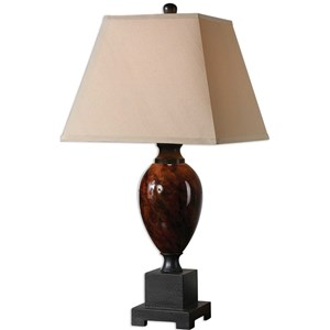 Uttermost Lamps Brindle Table Lamp