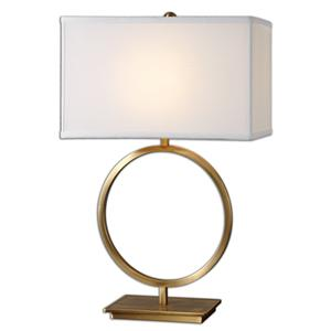 Uttermost Lamps Duara Circle Table Lamp