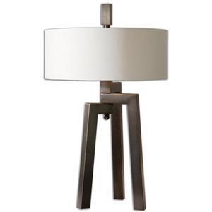 Uttermost Lamps Mondovi Modern Table Lamp