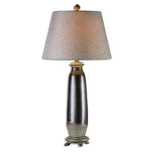 Uttermost Lamps Diona Dark Bronze Table Lamp