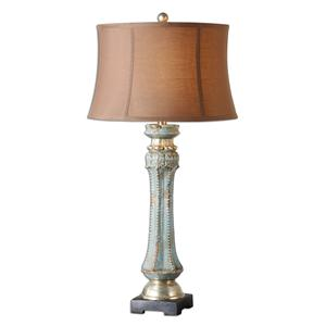 Uttermost Lamps Deniz Blue