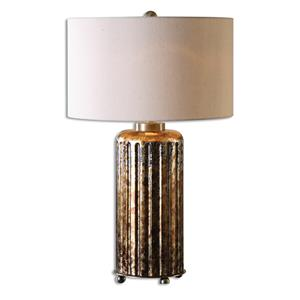 Uttermost Lamps Slavonia Rust Bronze Table Lamp
