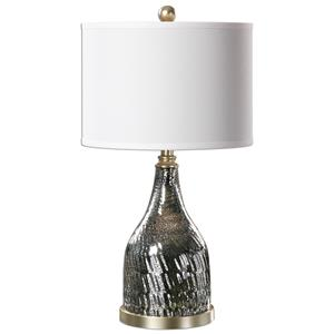 Uttermost Lamps Varesino Mercury Glass Lamp