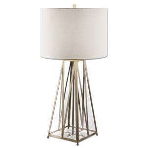 Uttermost Lamps Albanese Glass Table Lamp