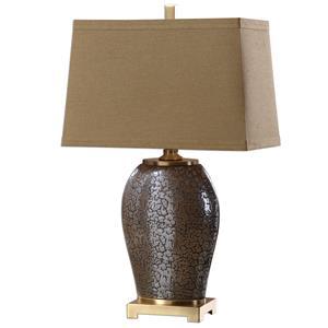 Uttermost Lamps Veniano Bronze Lamp