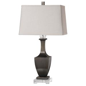 Uttermost Lamps Vitava Oil Rubbed Bronze Lamp
