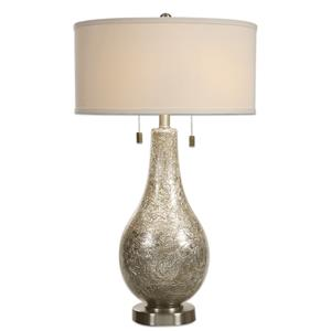 Uttermost Lamps Saracena Mercury Glass Lamp