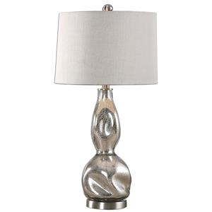 Uttermost Lamps Dovera Mercury Glass Lamp