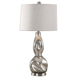 Uttermost Lamps Dovera Mercury Glass Lamp