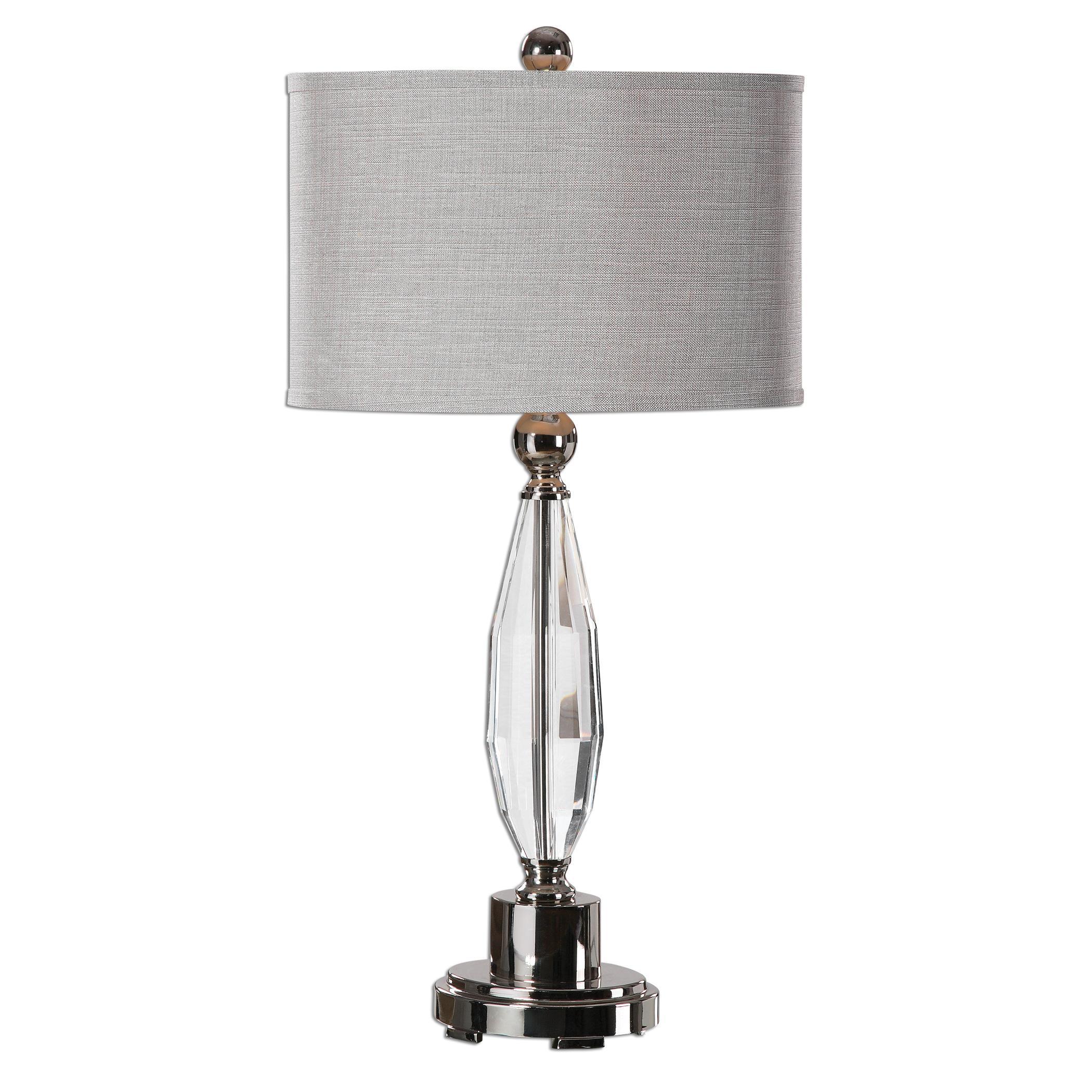 Torlino Cut Crystal Lamp
