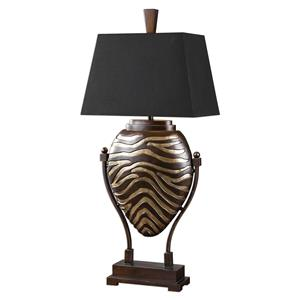 Uttermost Lamps Aguila Dark Bronze Table Lamp