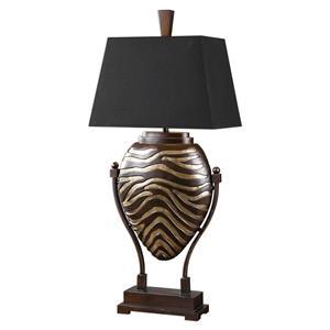 Uttermost Lamps Aguila Dark Bronze Table Lamp