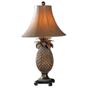 Uttermost Lamps Anana Table Lamp