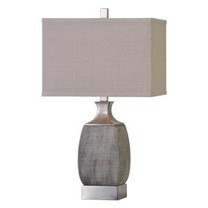 Uttermost Lamps Caffaro Rust Bronze Table Lamp