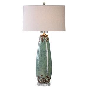 Uttermost Lamps Rovasenda Mint Green Table Lamp