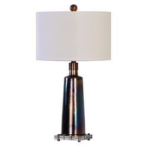 Uttermost Lamps Raciti Dark Bronze Table Lamp