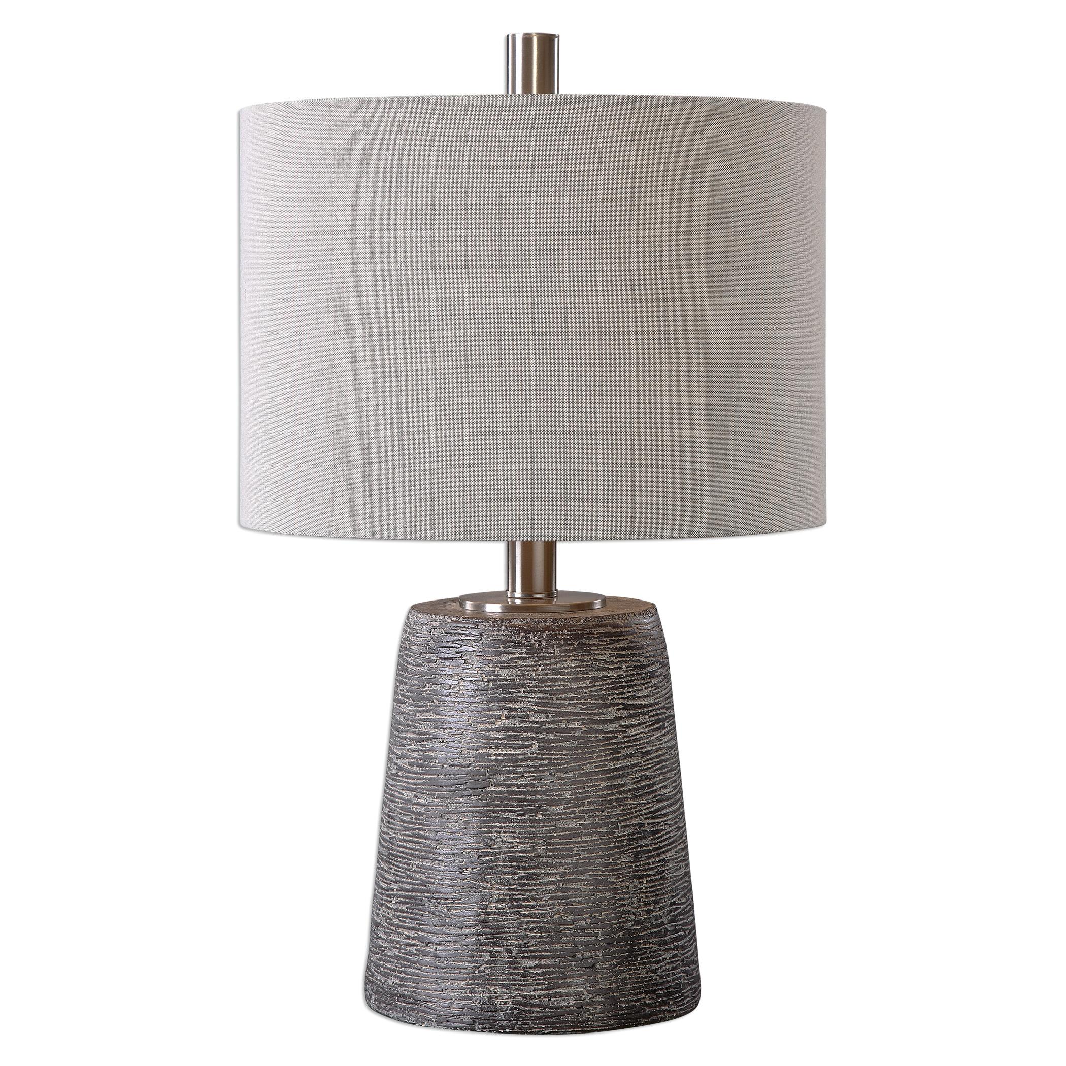 Duron Bronze Ceramic Lamp