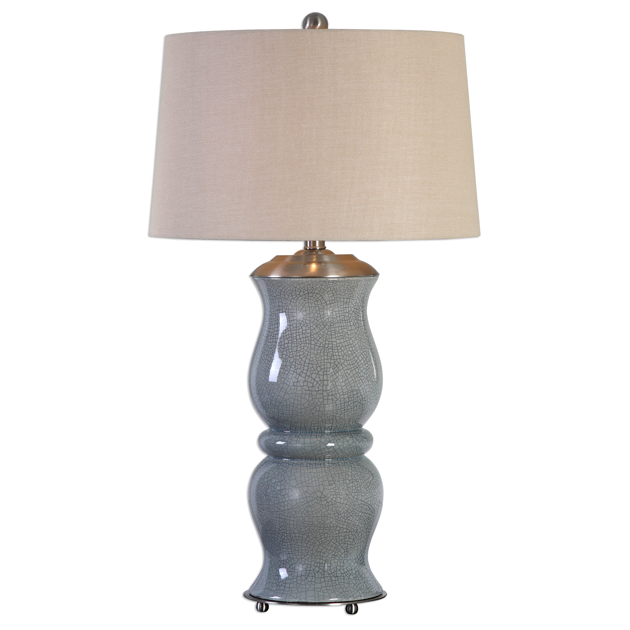 Cannobino Pale Blue Table Lamp