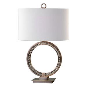 Uttermost Lamps Bridger Coffee Bronze Table Lamp