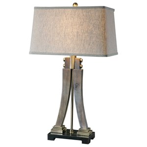 Uttermost Lamps Yerevan Table Lamp