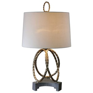 Uttermost Lamps Pylaia Table Lamp