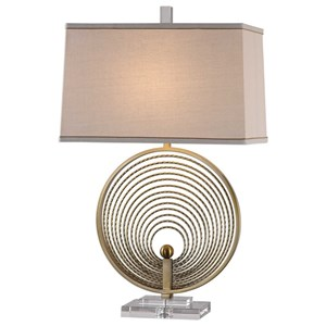 Uttermost Lamps Petrelli Table Lamp