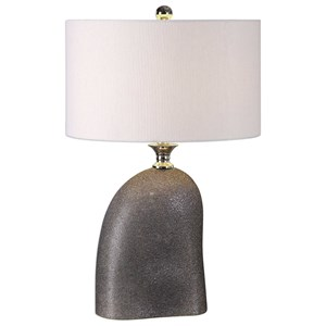 Uttermost Lamps Mendia Rust Bronze Table Lamp