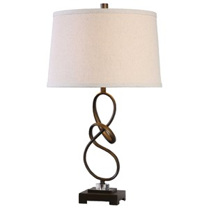 Uttermost Lamps Tenley Oil Rubbed Bronze Lamp