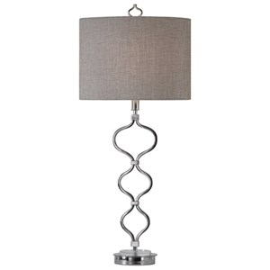 Uttermost Lamps Serpico Table Lamp