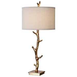 Uttermost Lamps Javor Tree Branch Table Lamp