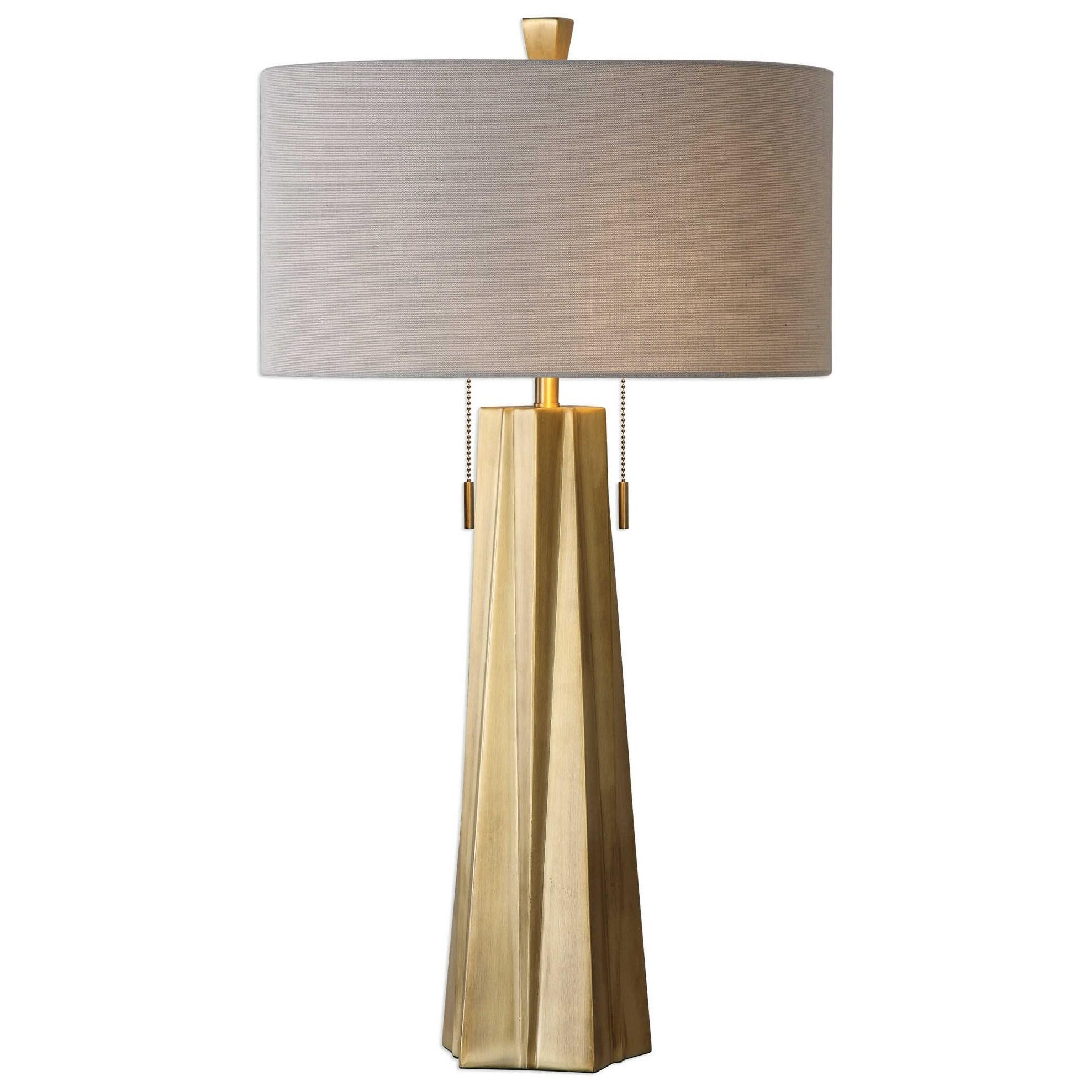 Maris Gold Table Lamp