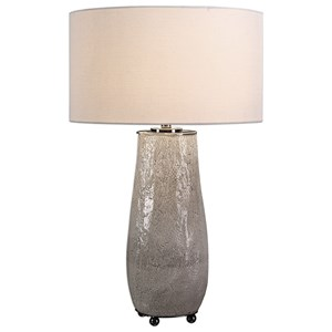 Uttermost Lamps Balkana Aged Gray Table Lamp
