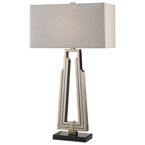 Uttermost Lamps Alvar Contemporary Modern Lamp