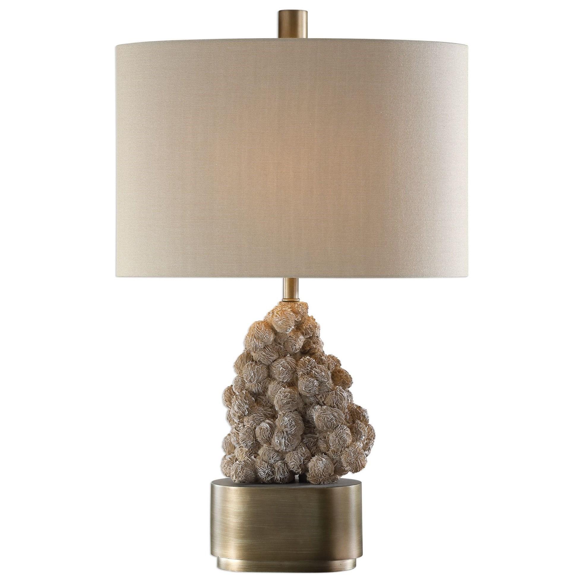 Desert Rose Lamp