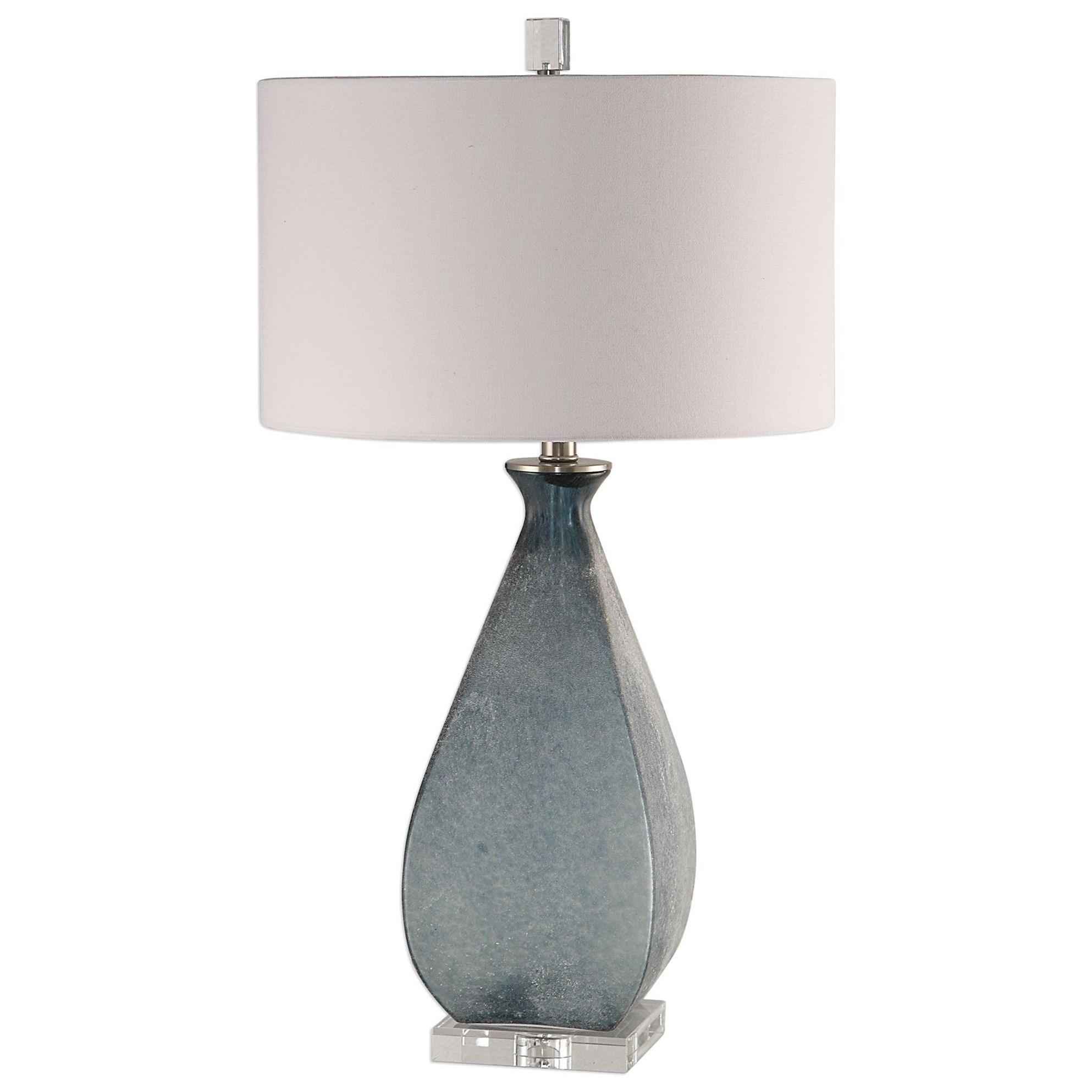 Atlantica Ocean Blue Lamp