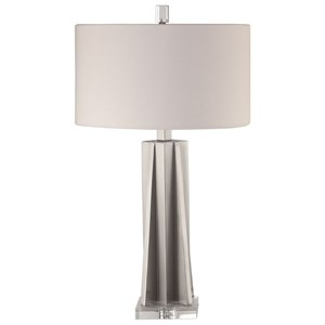 Uttermost Lamps Trinculo Brushed Nickel Lamp
