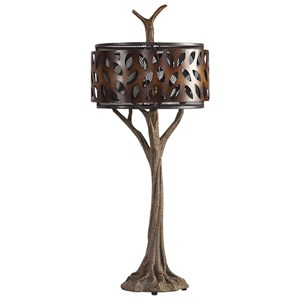 Uttermost Lamps Tremula Tree Lamp