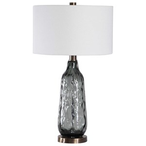 Zena Glass Table Lamp