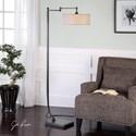 Uttermost Lamps Lamine Dark Bronze Floor Lamp